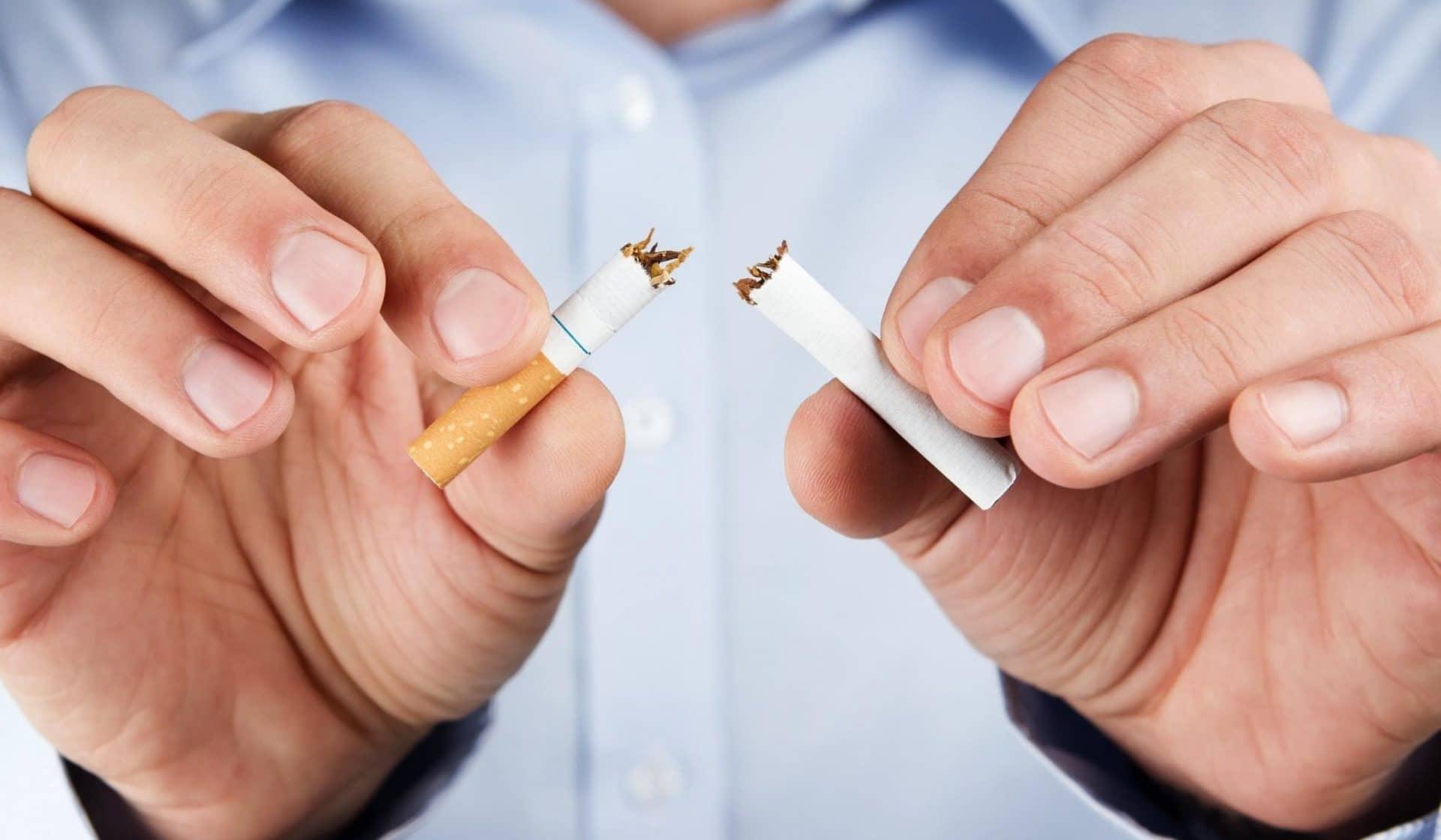 Dieta smettere di fumare